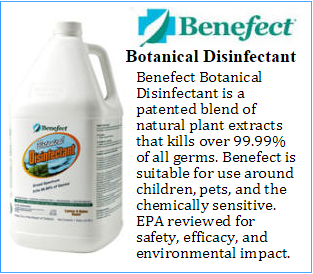 Benefect Disinfectant